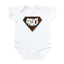 Bruce Superhero Infant Bodysuit