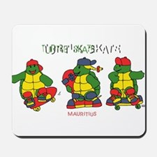 cool turtles ninja Mousepad