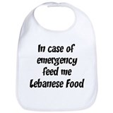 Lebanese Cotton Bibs