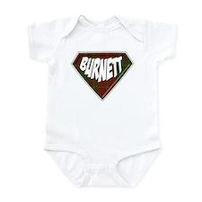 Burnett Superhero Infant Bodysuit