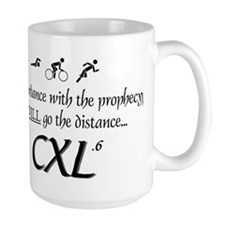 """Ironman Prophecy..."" Mugs"