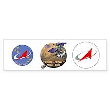 Phobos-Grunt Bumper Sticker