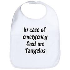 Feed me Tangelos Bib