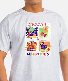 discover mauritius T-Shirt