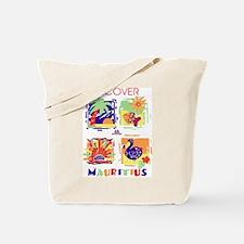 discover mauritius Tote Bag