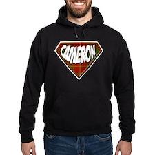 Cameron Superhero Hoodie