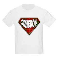 Cameron Superhero T-Shirt