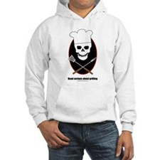 Dead serious about grilling Jumper Hoody