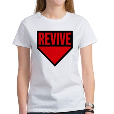 revive-red-rev-outline2 T-Shirt