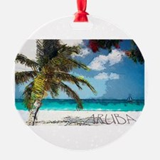 Aruba6.Png Ornament