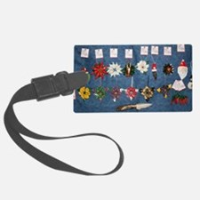 home page Luggage Tag