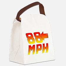 88 MPH Canvas Lunch Bag