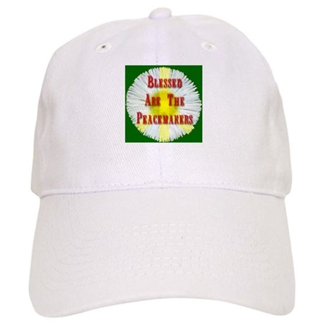 Blessed Are The Peacemakers F Cap