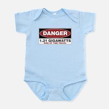 Danger 1.21 Gigawatts Infant Bodysuit