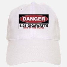 Danger 1.21 Gigawatts Baseball Baseball Cap