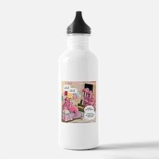 Redundant Singing Walrus Water Bottle