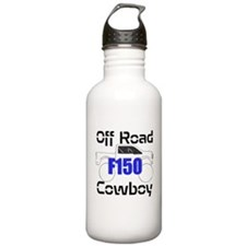 Off Road Cowboy Water Bottle