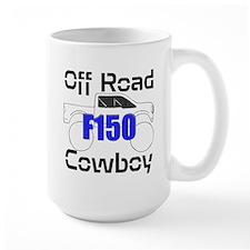 Off Road Cowboy Mugs