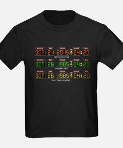 BTTF Time Clock T