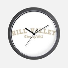 Hill Valley Class of 1985 Wall Clock