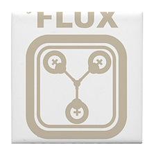 BTTF Flux Capacitor Tile Coaster