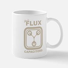 BTTF Flux Capacitor Mug