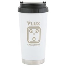BTTF Flux Capacitor Travel Mug