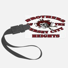 Brothers of the Jersey City Heights Luggage Tag