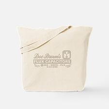 Doc Brown's Flux Capacitors Tote Bag