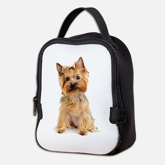 The Yorkshire Terrier (Yorkie) Neoprene Lunch Bag