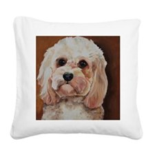 Emme Square Canvas Pillow