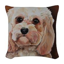 Emme Woven Throw Pillow