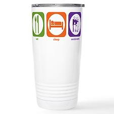 Social workers Travel Mug