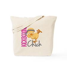 Kickboxing Chick 2 Tote Bag