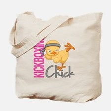 Kickboxing Chick 2 Tote Bag