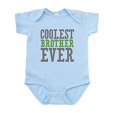 Coolest Brother Infant Bodysuit