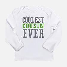 Coolest Cousin Long Sleeve Infant T-Shirt
