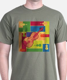 Viola Colorblocks T-Shirt