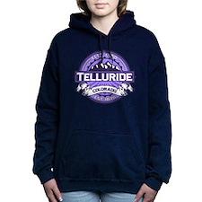 Telluride Purple.png Hooded Sweatshirt