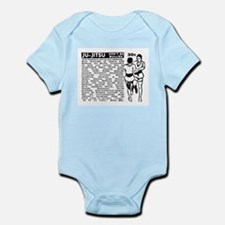 DON'T BE BULLIED Infant Creeper