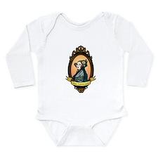 Organic Ada Lovelace Baby Bodysuit Body Suit