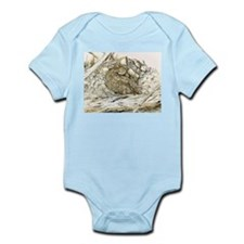 Woodland Fawn Art Body Suit