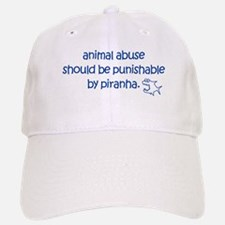 Animal Abuse Should Be Punish Baseball Baseball Cap