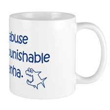 Animal Abuse Should Be Punish Mug