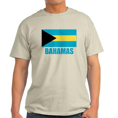 Bahamas Flag Light T-Shirt