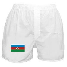 Azerbaijan Flag Boxer Shorts