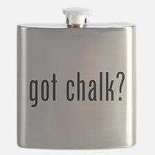 Got Chalk? Flask