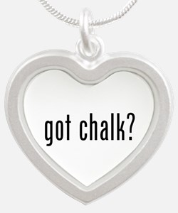 Got Chalk? Necklaces