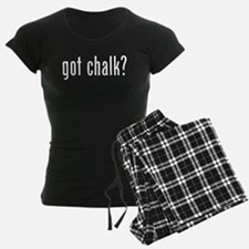 Got Chalk? Pajamas