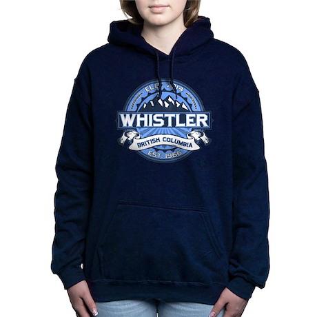 Whistler Blue Hooded Sweatshirt